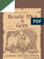 Beast Men and Gods