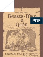 Beast Men and Gods