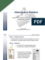 Historia de La Rob Tica