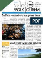 The Suffolk Journal 9/14/2011