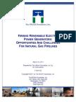 Final Report Firming Renewable Electric Power Generators