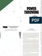 Power Throwing