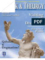AURUM SOLIS Magick-Theurgy - ISSUE 01 - Heart of the Hermetic Tradition -