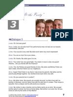 Free English Lesson3