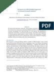 Empirical Mixed Method Network Analysis - Alan Sloane