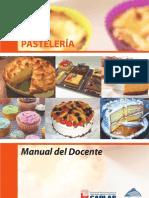 Manual Del Docente - Pasteleria