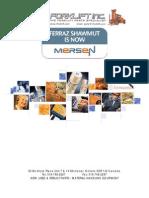 Mersen Fuse Line Up MERSEN Ferraz Shawmut Fuses
