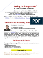 El Marketing de Integración