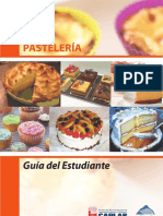 Guia Del Estudiante - Pasteleria