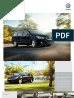 The 2012 Routan Minivan