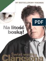 Clarkson Jeremy - Świat według Clarksona 03 - Na litość boską[PL][PDF]