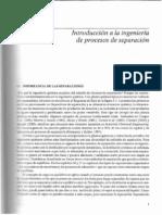 Ingenieria de Procesos de Separacion - Philiphs c. Wankat (Calidad Baja)