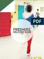 UCA Freshers Guide 2011