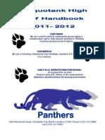 Staff Handbook 2011-2012