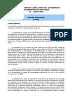 III Reunión de Cancilleres en la Cumbre Sudamericana de Naciones