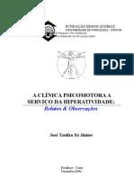 Monografia-A ClÍnica a a ServiÇo Da Hiperatividade