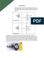 Teoria Del El Transistor Electronisistas
