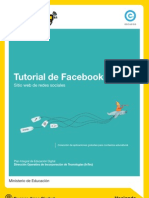 Tutorial Facebook