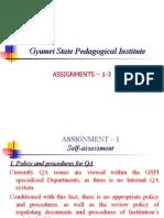 GSPI Presentation