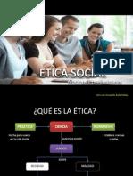 ETICA SOCIAL NOCIONES PRELIMINARES