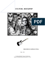 La Cultura Rock/Pop (Francisco Castillo)