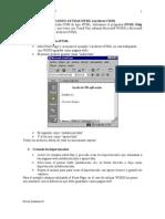 Creando Ayudas HTML (CHM)