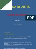 OFICINA ARTES-BARRO