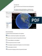 Manual para el uso básico de Google Earth