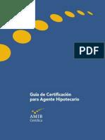 Guia Agente Hipotecario 15junio2007