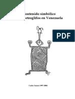 Contenidos Simbolicos de Los Petroglifos en Venezuela