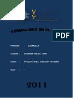 Termalismo en El Peru. Enviar