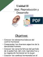 Hormonas reproduccion y desarrollo 2°medio