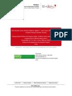Patogenicidad de Beauveria Bassiana en Inamduros de Bemisia Tabaci