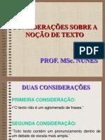 CONCEPÇÕES DE LEITURA