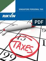 Rikvin Singapore Personal Tax