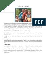 7.- PAUTAS DE CRIANZA