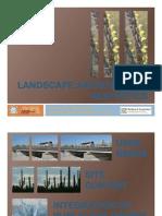 Landscape Architecture Concepts