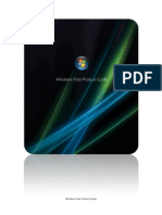 Windows Vista with SP1 Product Guide