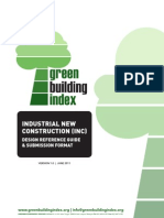 GBI Design Reference Guide - Industrial New Construction (INC) V1.0