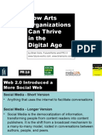 How Arts Organizations Can Thrive in the Digital Age by Brian Solis