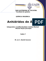 Anhidridos de acidos