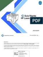 Guía Rápida - HP LaserJet P3015dn