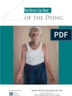 What Doctors Say About Care of the Dying