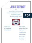 BADM Project Report Group-10