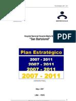 Plan Estrategico 2007-2011 - Anexos