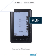 eBook Eb101 Manual