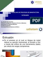 MPM Extrusion