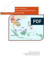 Reference Points for Digital Connectivity within the ASEAN Economic Community Pillar Blueprint