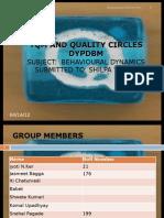 TQM n Quality Circles - BD - Group 3 (Edited)