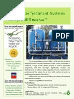 SBR Brochure